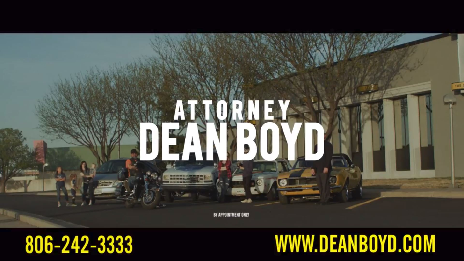 Dean Boyd Video Thumbnail
